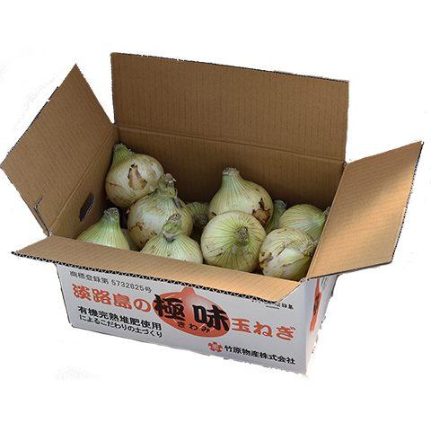 淡路島の極味玉ねぎサムネイル